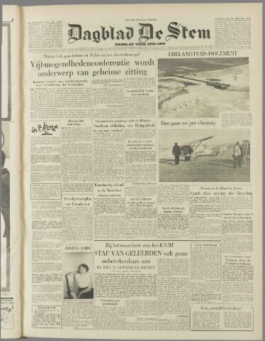 de Stem 1954-01-29