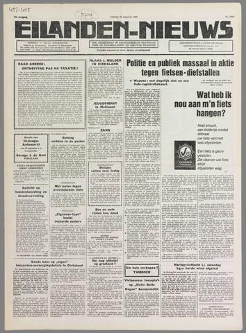 Eilanden-nieuws. Christelijk streekblad op gereformeerde grondslag 1980-08-26