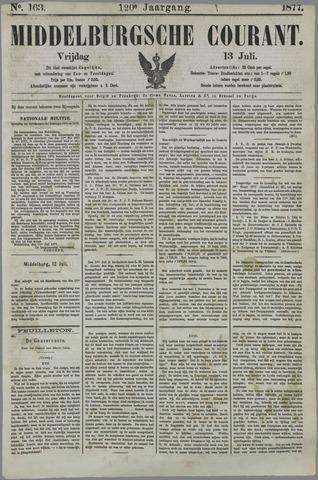 Middelburgsche Courant 1877-07-13