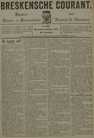 Breskensche Courant 1912-10-09