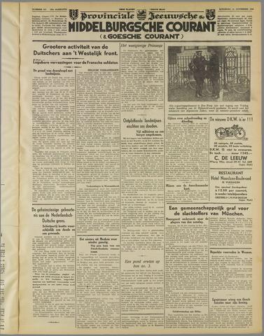 Middelburgsche Courant 1939-11-11
