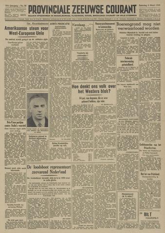 Provinciale Zeeuwse Courant 1948-03-06