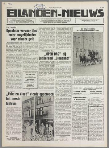 Eilanden-nieuws. Christelijk streekblad op gereformeerde grondslag 1980-09-26