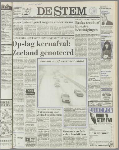 de Stem 1985-02-09