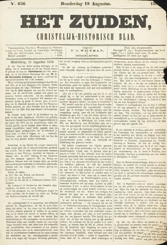 Het Zuiden, Christelijk-historisch blad 1880-08-19