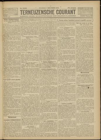 Ter Neuzensche Courant. Algemeen Nieuws- en Advertentieblad voor Zeeuwsch-Vlaanderen / Neuzensche Courant ... (idem) / (Algemeen) nieuws en advertentieblad voor Zeeuwsch-Vlaanderen 1942-12-07
