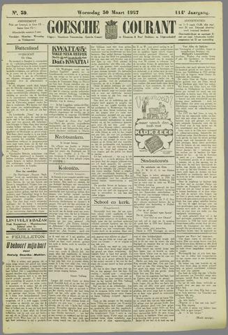 Goessche Courant 1927-03-30
