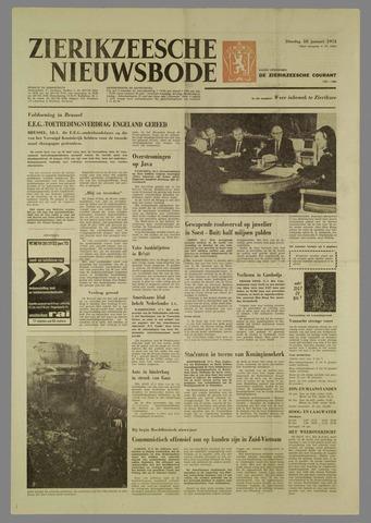 Zierikzeesche Nieuwsbode 1972-01-18