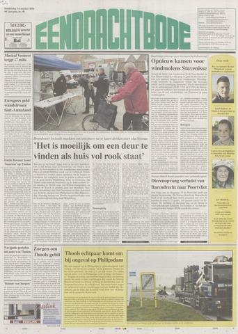 Eendrachtbode (1945-heden)/Mededeelingenblad voor het eiland Tholen (1944/45) 2010-10-14