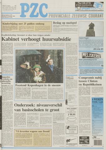 Provinciale Zeeuwse Courant 1995-11-18
