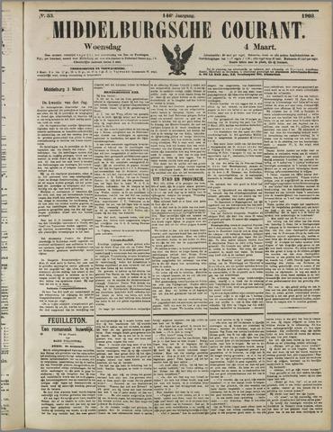 Middelburgsche Courant 1903-03-04