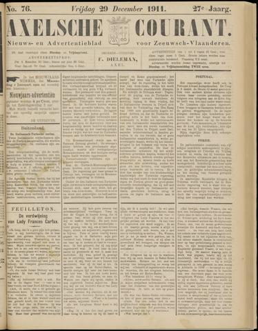 Axelsche Courant 1911-12-29