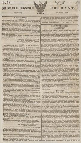 Middelburgsche Courant 1832-03-29