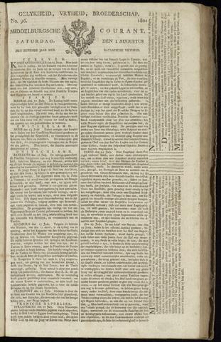 Middelburgsche Courant 1801-08-01