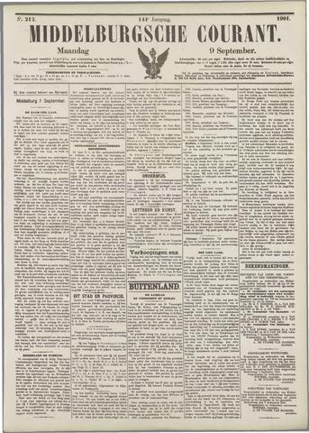 Middelburgsche Courant 1901-09-09