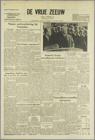 de Vrije Zeeuw 1963-10-15