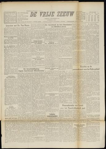 de Vrije Zeeuw 1948-12-31