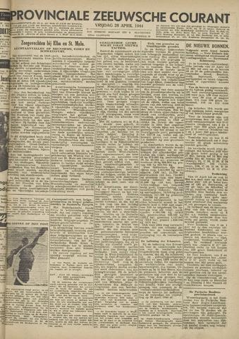 Provinciale Zeeuwse Courant 1944-04-28