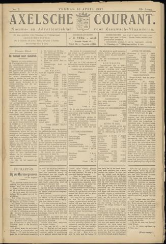 Axelsche Courant 1937-04-16