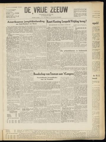 de Vrije Zeeuw 1950-07-20
