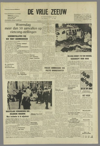 de Vrije Zeeuw 1966-02-03