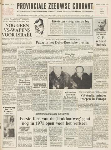 Provinciale Zeeuwse Courant 1970-03-23