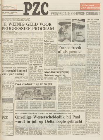 Provinciale Zeeuwse Courant 1973-06-09