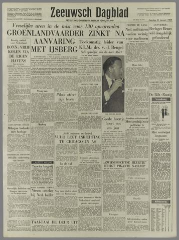 Zeeuwsch Dagblad 1959-01-31