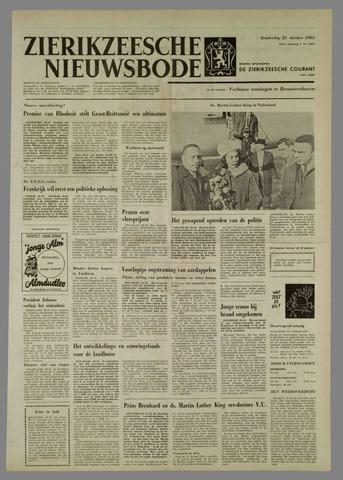Zierikzeesche Nieuwsbode 1965-10-21