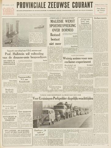 Provinciale Zeeuwse Courant 1964-02-25