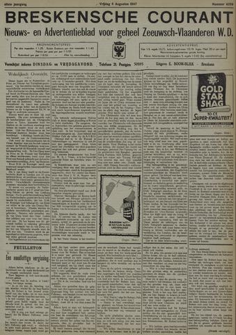 Breskensche Courant 1937-08-06