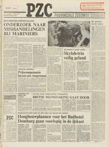 Provinciale Zeeuwse Courant 1974-02-09
