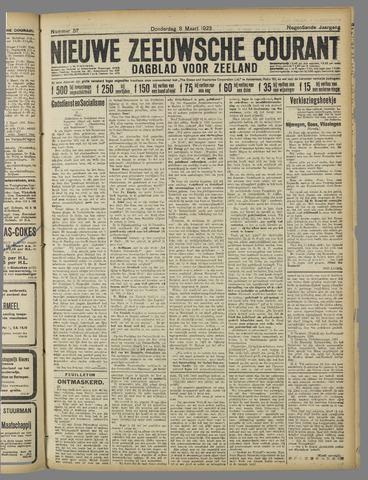 Nieuwe Zeeuwsche Courant 1923-03-08