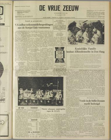 de Vrije Zeeuw 1962-05-10