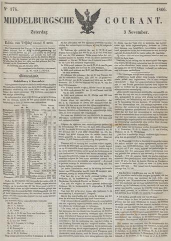 Middelburgsche Courant 1866-11-03