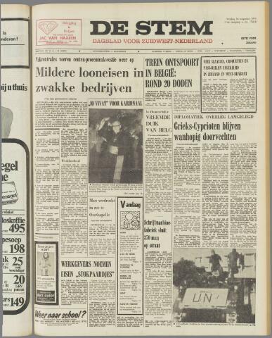 de Stem 1974-08-16