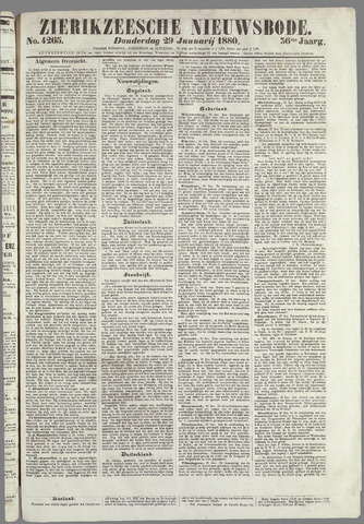Zierikzeesche Nieuwsbode 1880-01-29