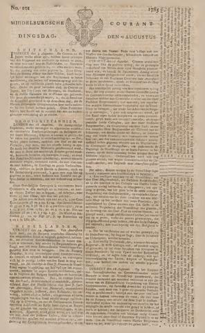 Middelburgsche Courant 1785-08-23