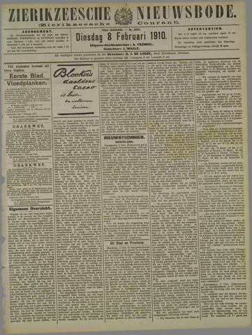 Zierikzeesche Nieuwsbode 1910-02-08