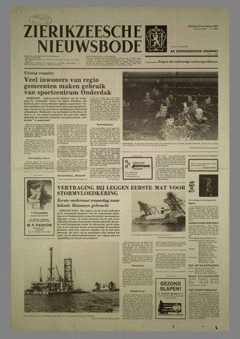 Zierikzeesche Nieuwsbode 1982-11-23