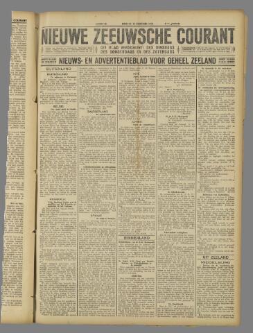 Nieuwe Zeeuwsche Courant 1925-02-17