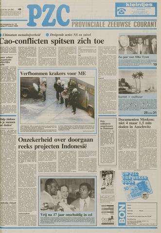 Provinciale Zeeuwse Courant 1992-03-27