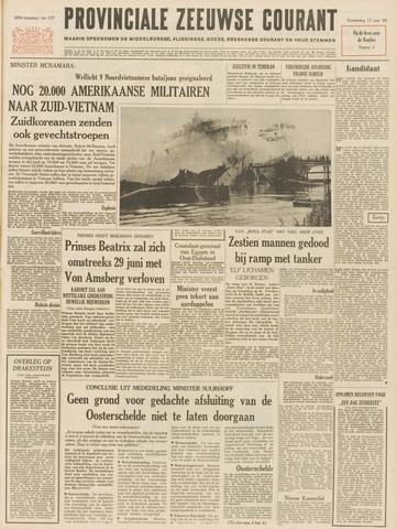 Provinciale Zeeuwse Courant 1965-06-17