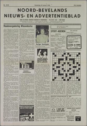 Noord-Bevelands Nieuws- en advertentieblad 1986-01-30