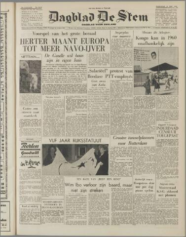 de Stem 1959-12-16