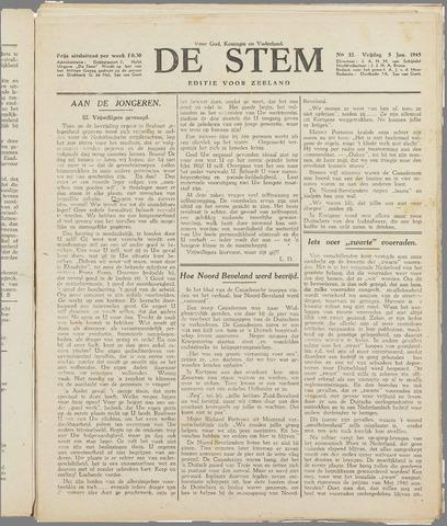 de Stem 1945-01-05