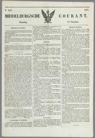 Middelburgsche Courant 1871-10-17