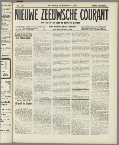 Nieuwe Zeeuwsche Courant 1907-09-19