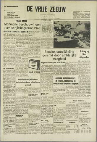 de Vrije Zeeuw 1967-10-11