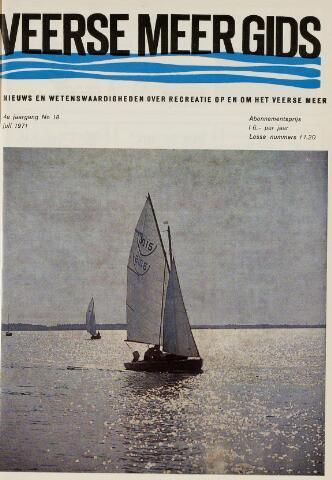 Zeeland Magazine / Veerse Meer Gids 1971-07-01